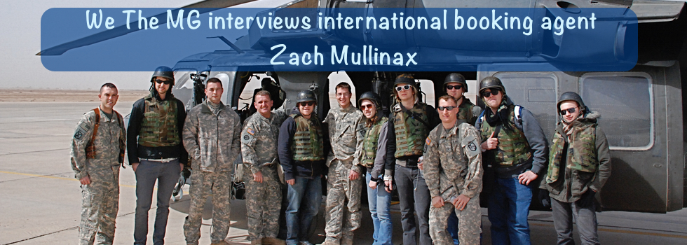 Zach Mullinax interview slide