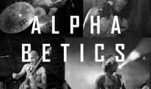 Alphabetics collage